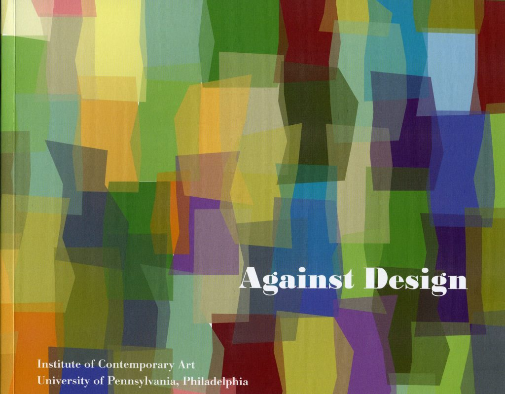 Against Design product image