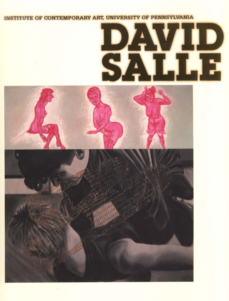 David Salle product image