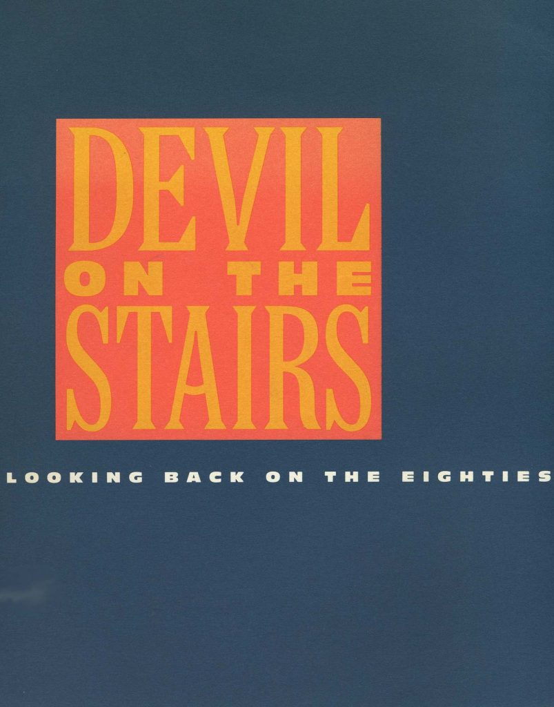 Devil on the Stairs: Looking Back on the Eighties product image