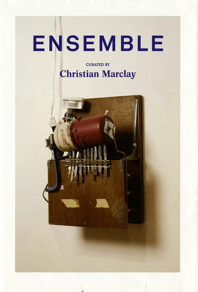 Ensemble: Curated by Christian Marclay product image