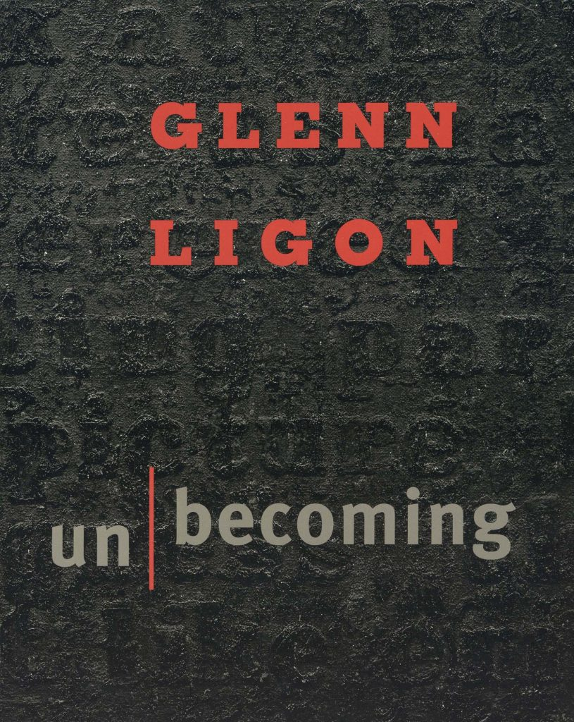 Glenn Ligon: Un/Becoming product image