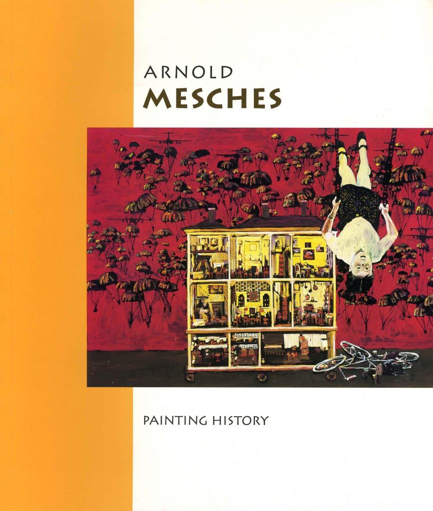 Arnold Mesches: Painting History product image