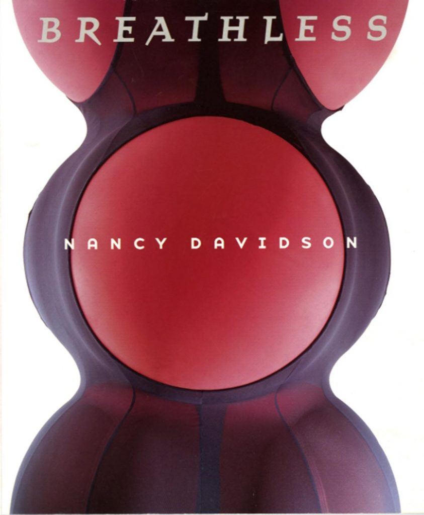 Nancy Davidson: Breathless product image