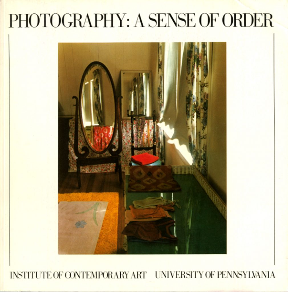 Photography: A Sense of Order product image