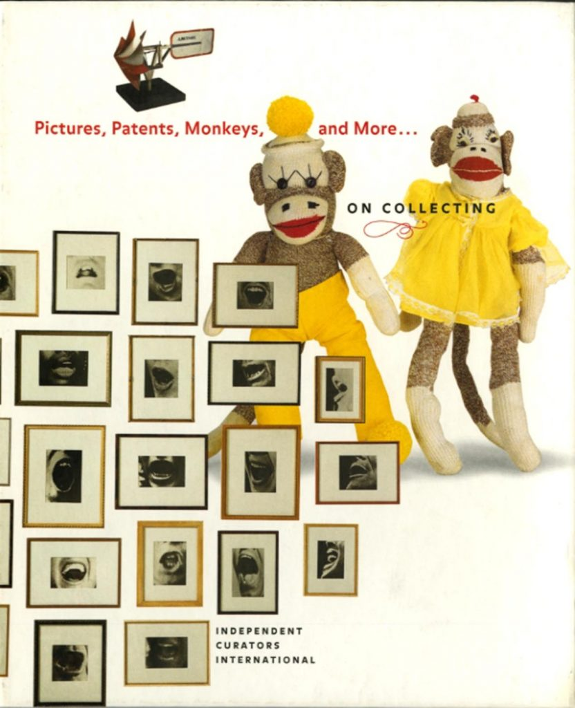 Pictures, Patents, Monkeys, and More…On Collecting product image