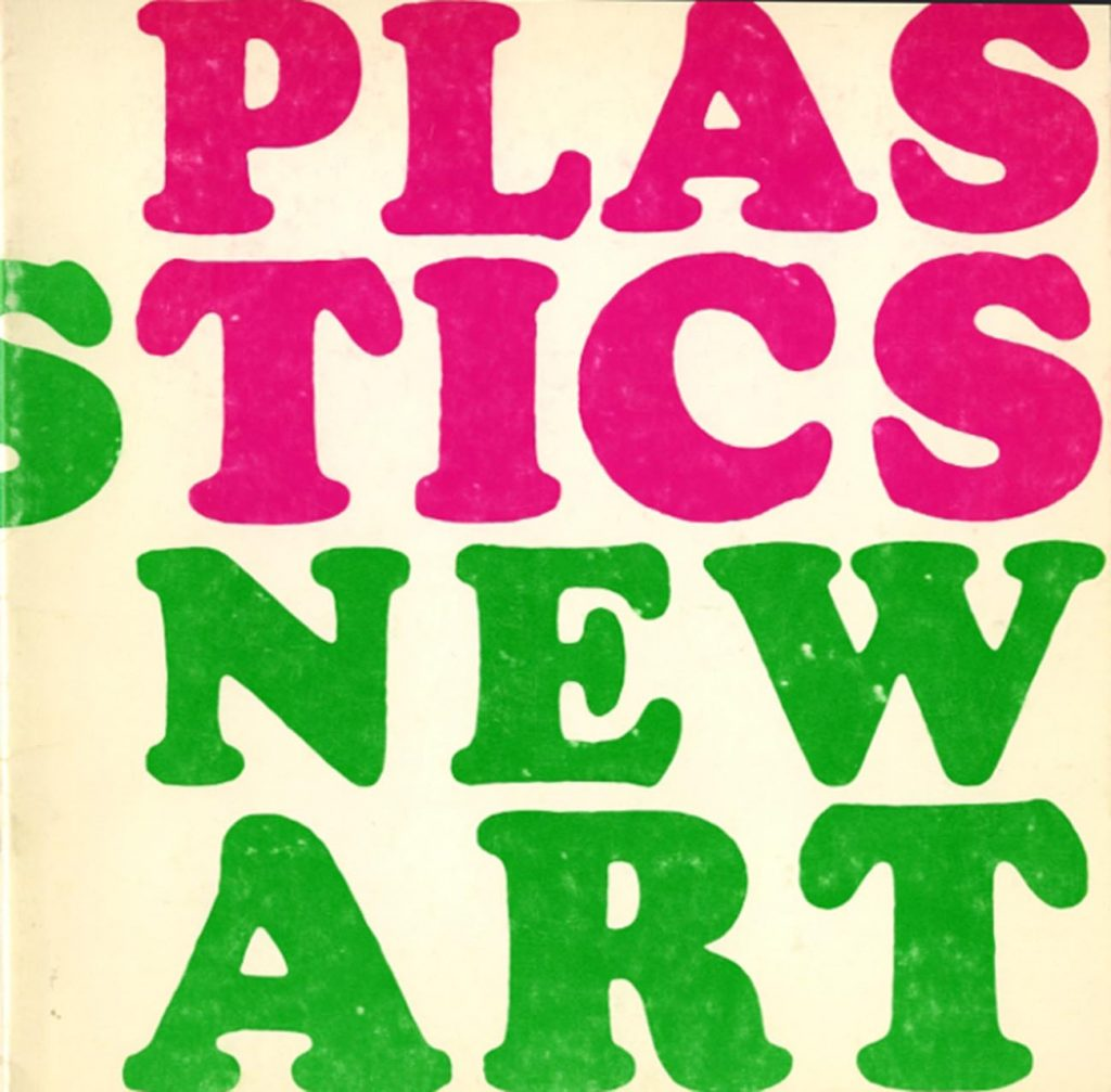 Plastics and New Art product image