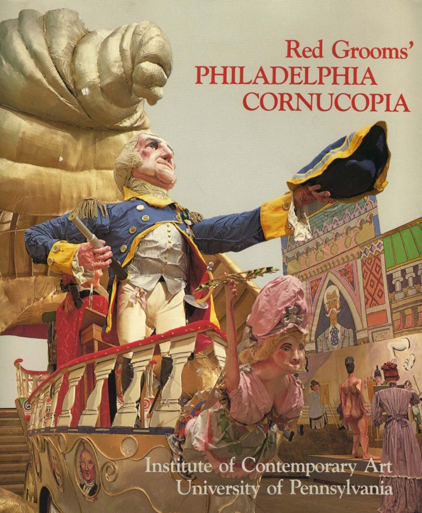 Red Grooms' Philadelphia Cornucopia product image