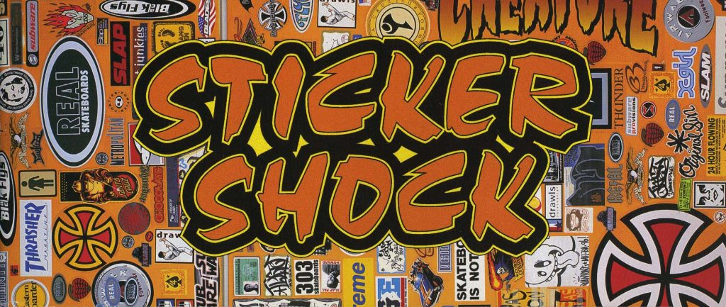 Sticker Shock product image
