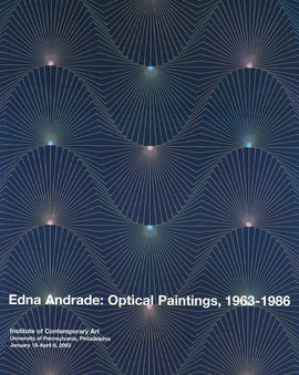 Edna Andrade: Optical Paintings, 1963-1986 product image