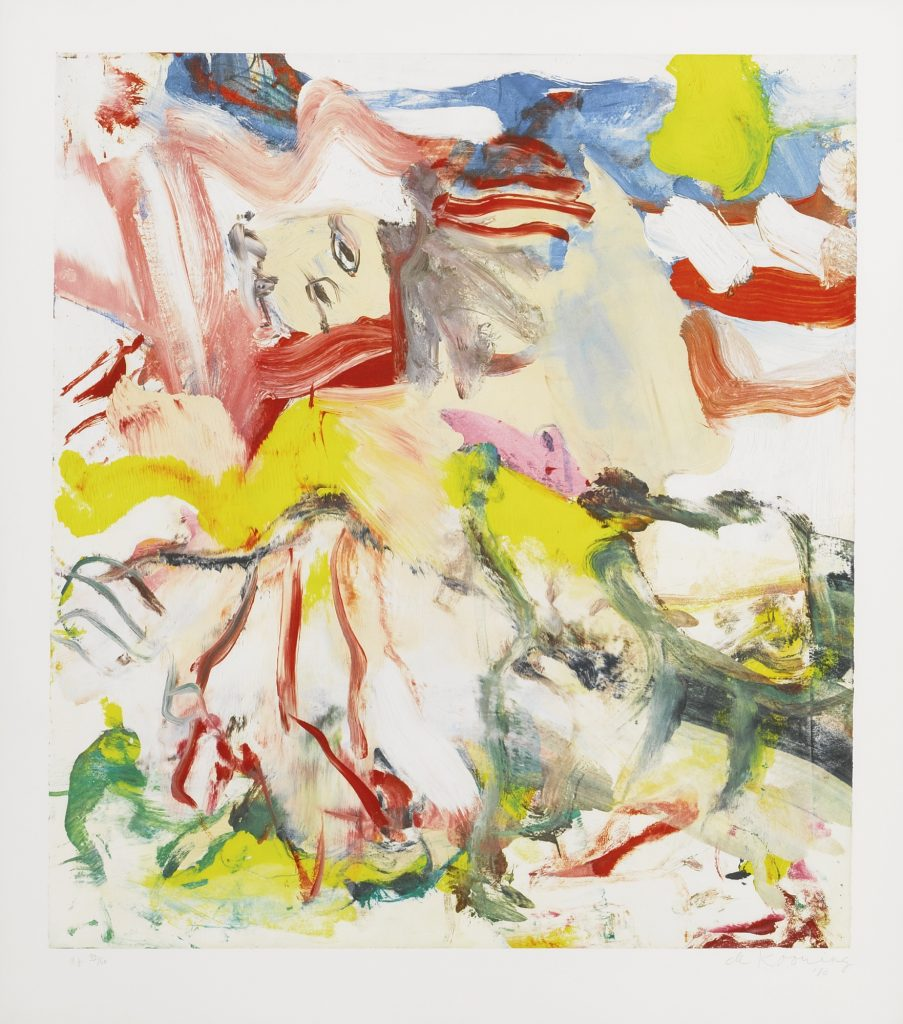 William De Kooning: Figures in Landscape VI product image