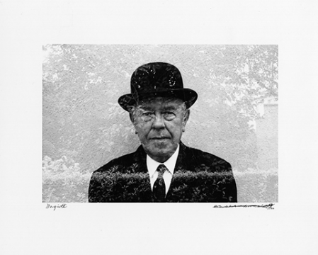 Duane Michals: Margritte product image