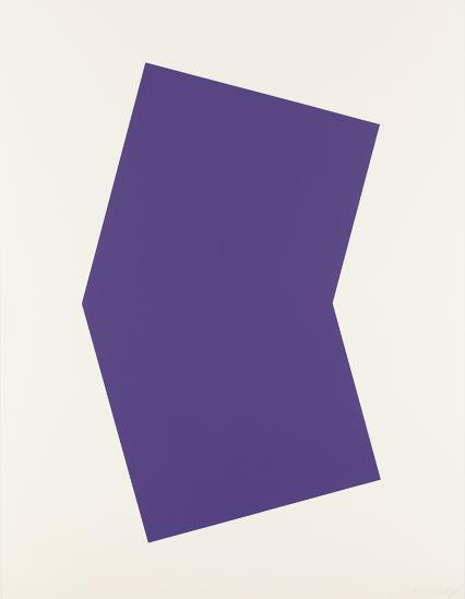 Ellsworth Kelly: Purple product image