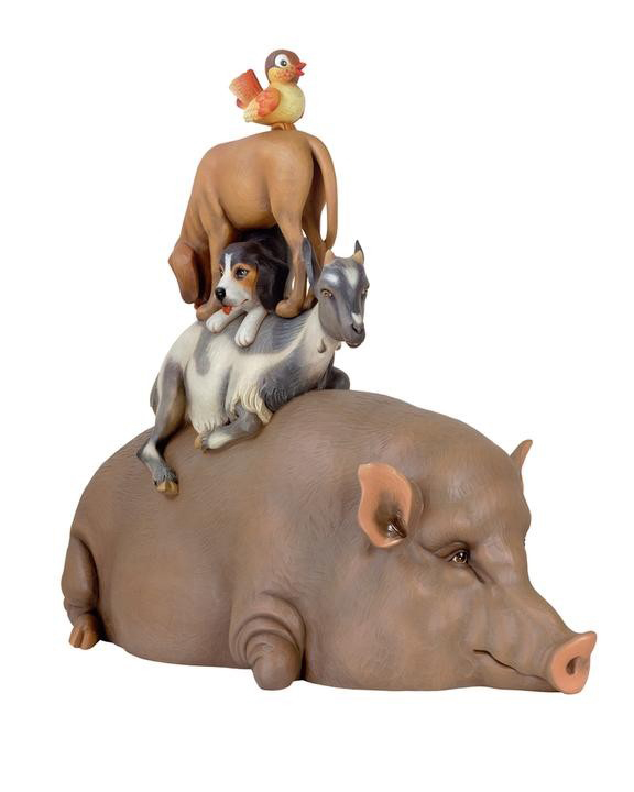 Jeff Koons: Stacked product image