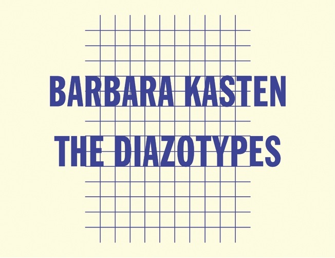 Barbara Kasten: The Diazotypes product image