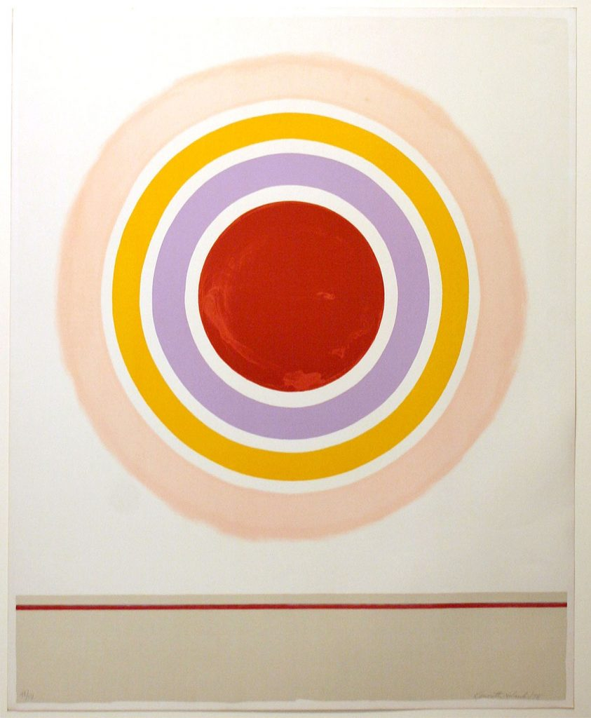 Kenneth Noland: Blush product image