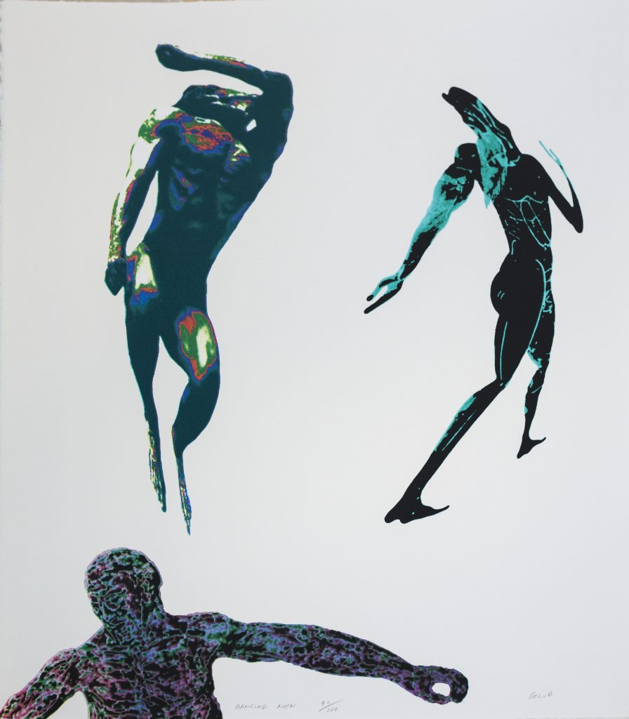 Leon Golub: Dancing Men product image