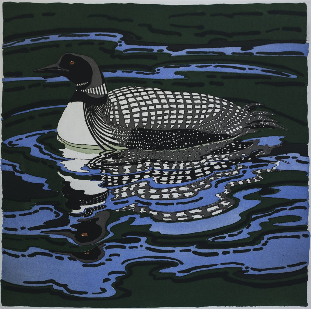 Neil Welliver: Loon product image