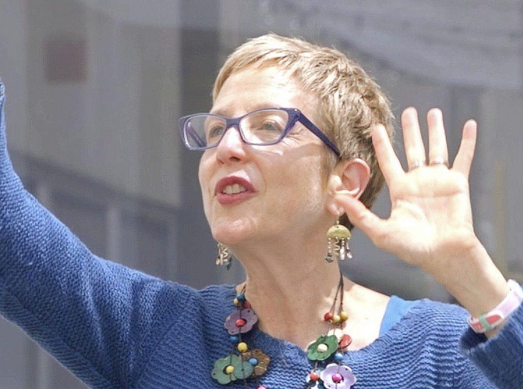 Photograph of Sandi Herman