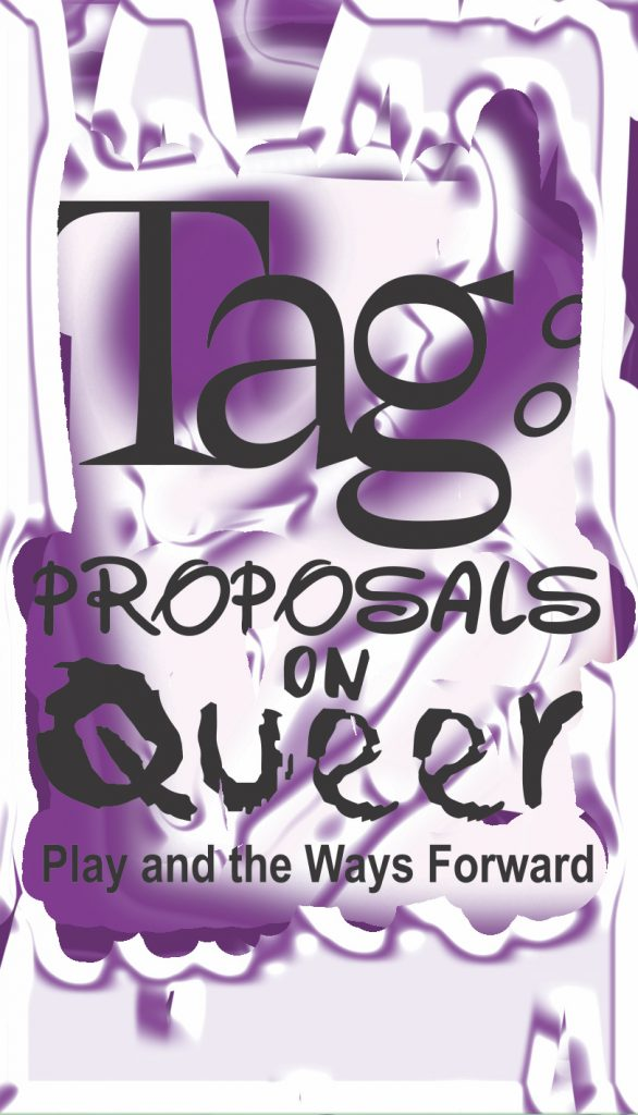 Tag: Proposals on Queer Play and the Ways Forward book cover